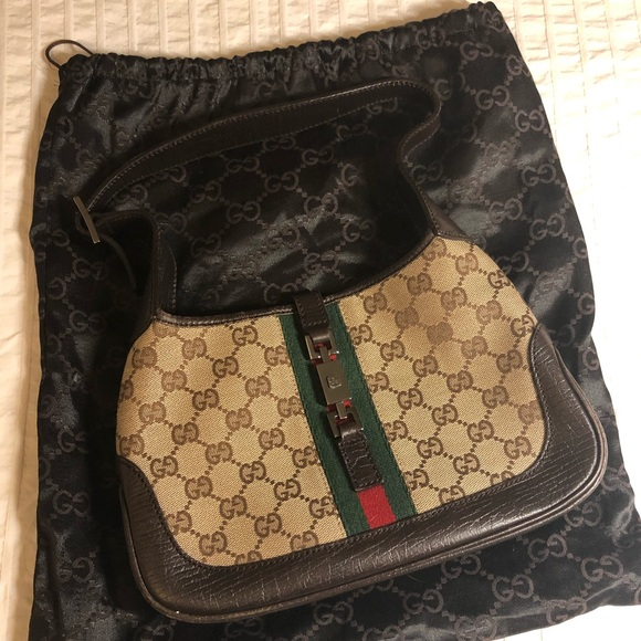 e3e3480941 Gucci Bags | Jackie O Small Hobo Bag | Poshmark